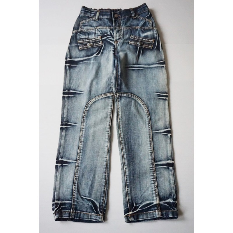 Jeans original used 10 ans