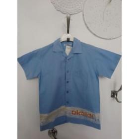 Chemisette Bleu clair à la marque 4 ans Okaïdi