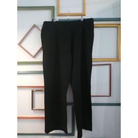 Pantalon fluide noir T50 Grandiose