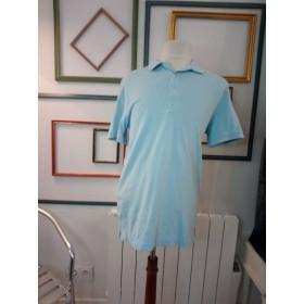 Polo bleu ciel T S H & M Logg