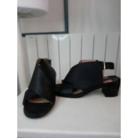 Nu pieds noirs P6 Dorothy Perkins