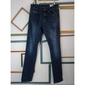 Jeans foncé slim W27 Jules