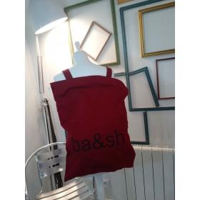 Sac à dos Bordeaux textile Re-bag