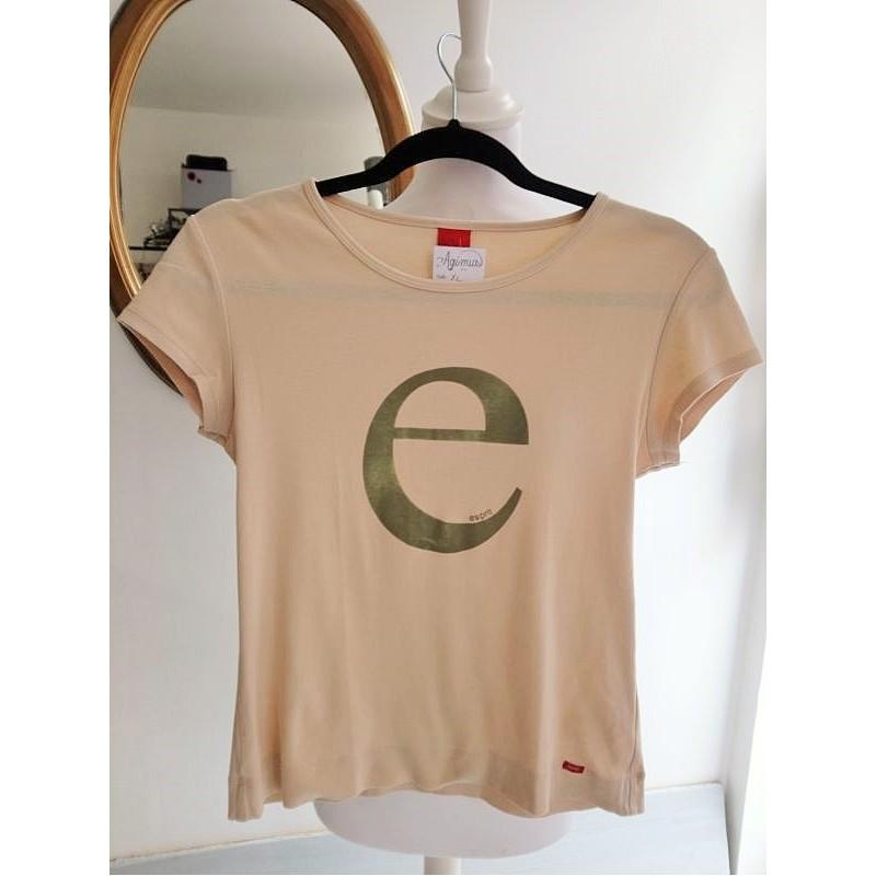 T-shirtEécru T XL Esprit