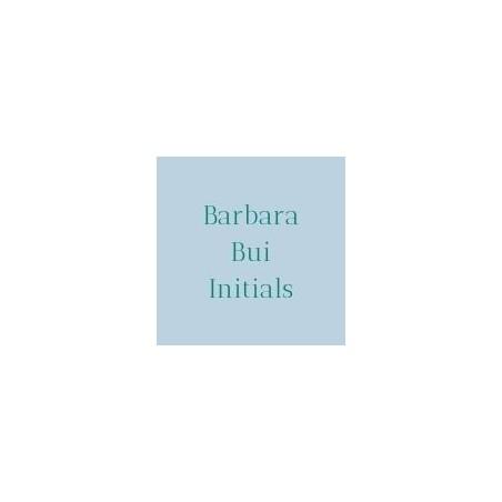 Barbara Bui Initials